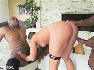 Amirah Adara - I want two big spears in my super-steamy fuckholes