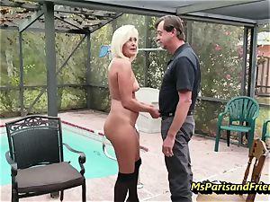 You Gotta enjoy it When Strippers jism Over