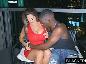 BLACKEDRAW Ava Addams Is poking big black cock And Sending pictures To Her spouse