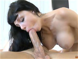 Aletta Ocean xxx anal tearing up