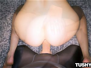TUSHYRAW Elena Koshka's Deepest anal intrusion Ever