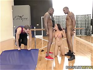 Nikki Benz likes ass fucking with bbc - cheating Sessions