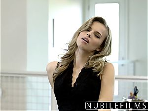 NubileFilms - Office whore fucked Till She unloads