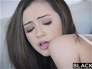 BLACKED youthfull intern begins a super-steamy arrangement with a sugar father