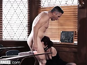 punk jacking In Detention is anally disciplined