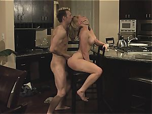 Fuck-doll gets her face jammed with cock