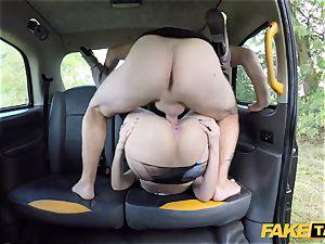fake taxi british blond hottie Amber Jayne