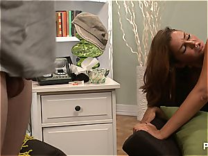 Allie Haze wants to hotwife her hubby