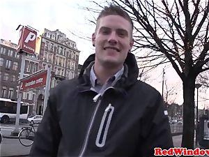 bbw amsterdam superslut porked by customer