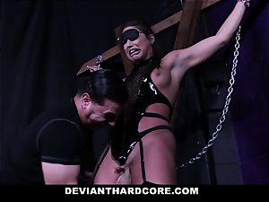 DeviantHardcore - hardcore nubile ravaged in basement