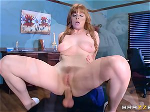 Patient Penny Pax ravaged by enormous dicked physician
