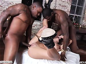 Nina Elle - dual grief for my wild fuck-holes
