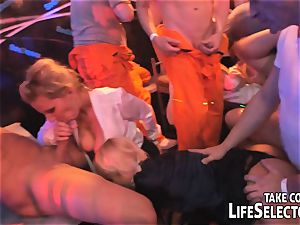 The Swinger party continues in Tokyo