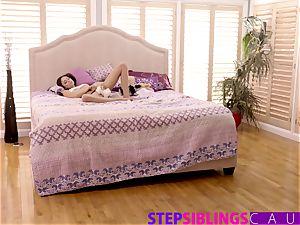 Helping My Step sister Ariana Marie jizm