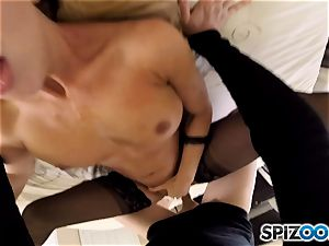 Cherie Deville honeypot inserted pov fashion