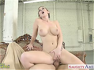 sweetie athlete Jayden Jaymes pound in the gym