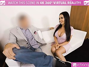 VR PORN-Hot ebony pummeled rock hard on valentines day guy point of view