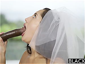 BLACKED gf Chloe Amours first-ever Time With A bbc