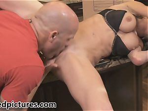 Veronica Avluv gets her vengeance with a hot three way