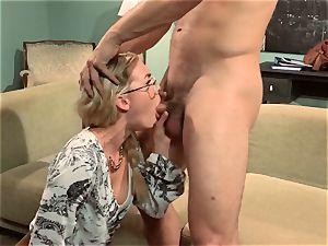 Keira Nicole bangs her half nude housemate
